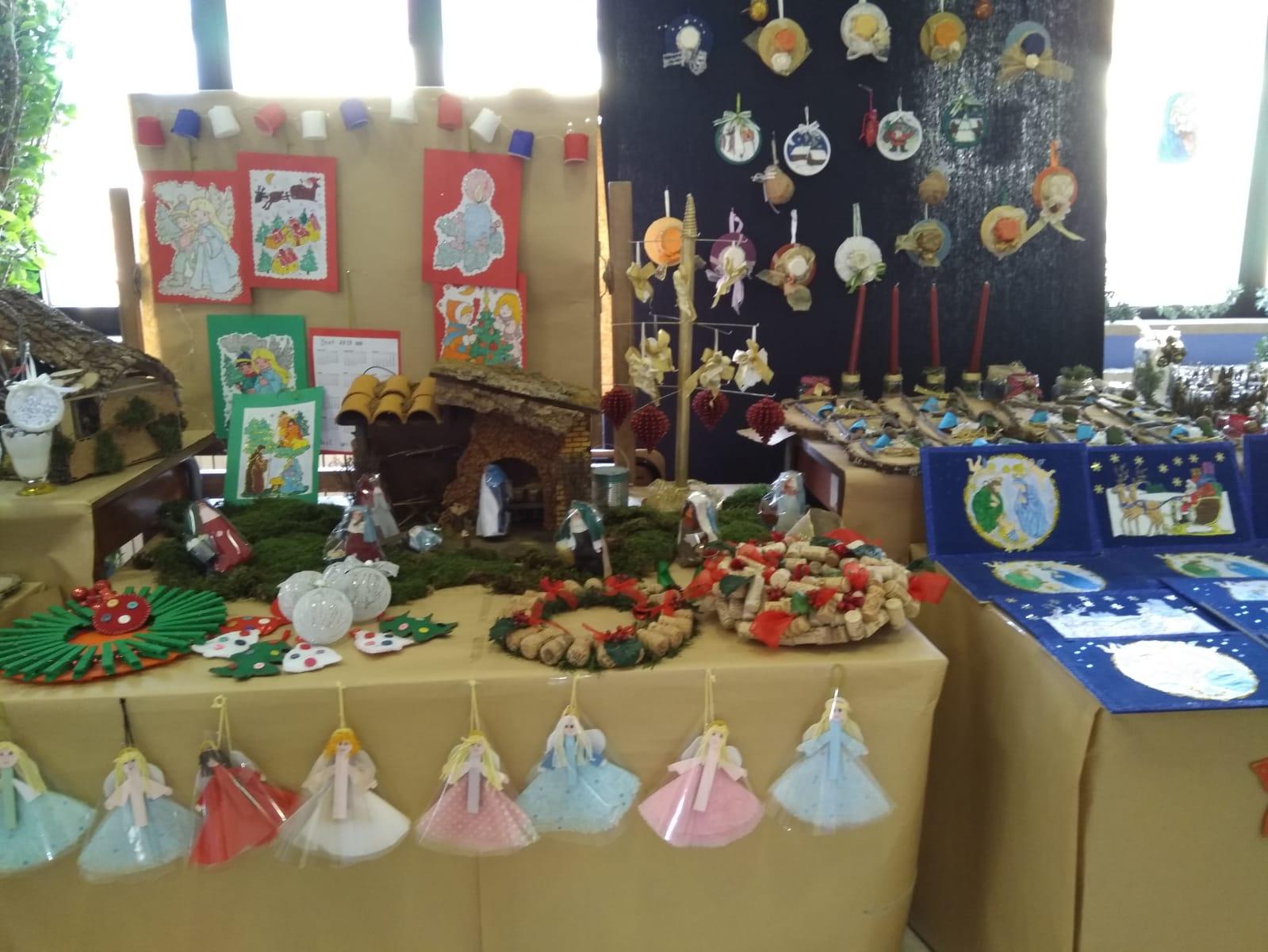 Il riciclo natalizio è di casa a Vaglio di Basilicata