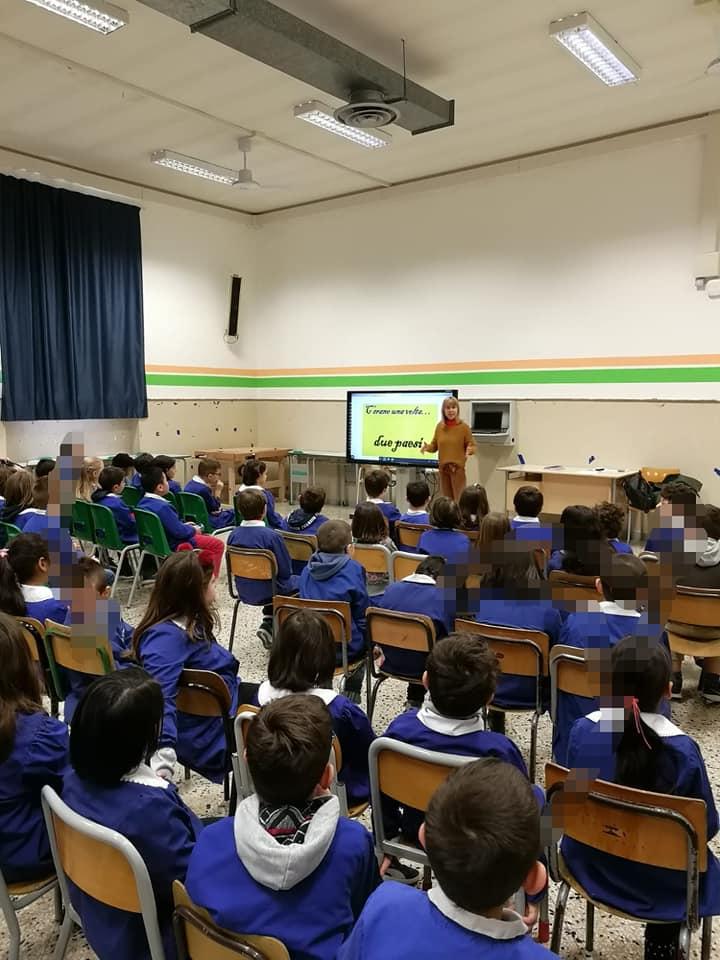 """""""Educare le buone pratiche"""" presso l'Istituto Comprensivo Torraca di Matera"""