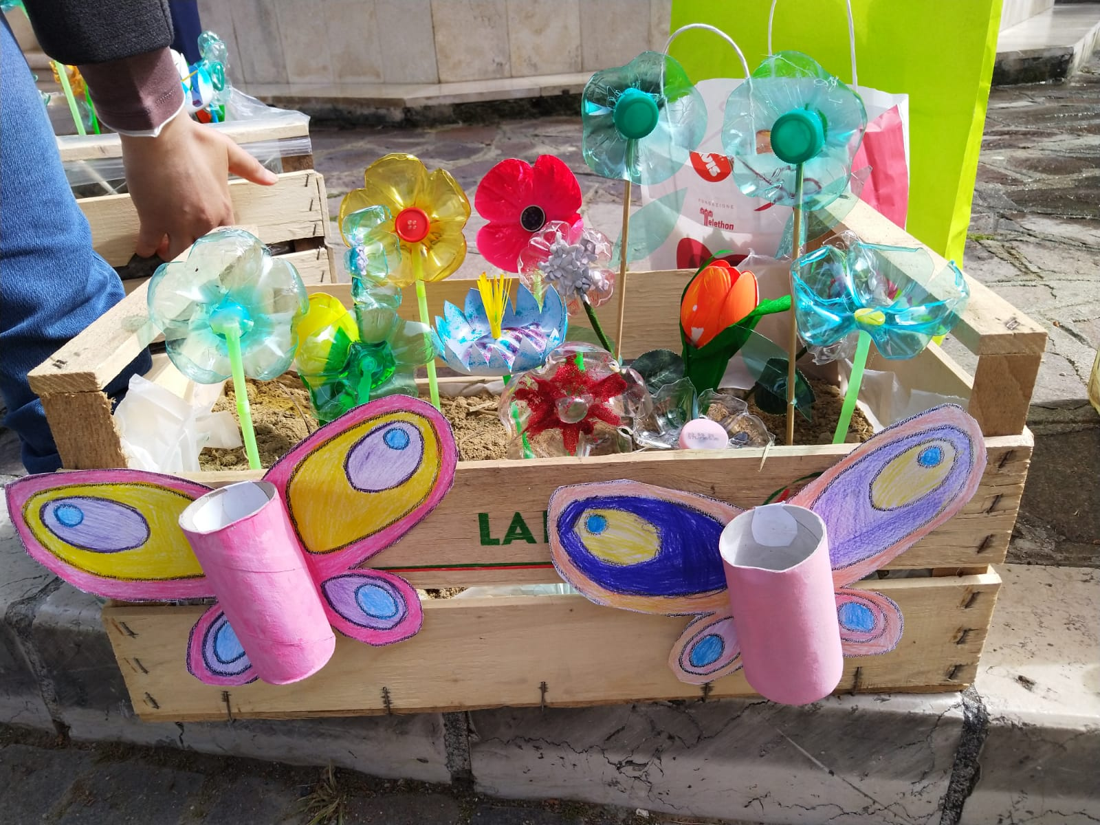 Recupero e riciclo di Primavera, evento di Garaguso