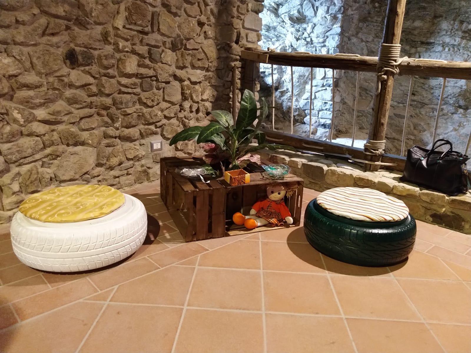 Progetto EGRIB presso il Castello Aragonese di Bella
