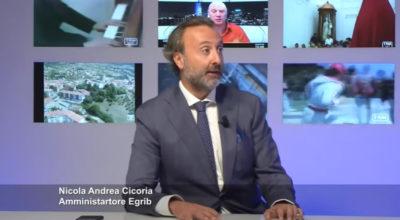 EGRIB e la regolazione tariffaria idrica in Basilicata di TRM Tv del 22/07/2019