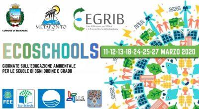 Ecoschools Bernalda – Giornate sulla educazione ambientale