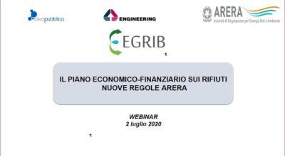 Il Piano Economico e Finanziario sui rifiuti – nuove regole Arera